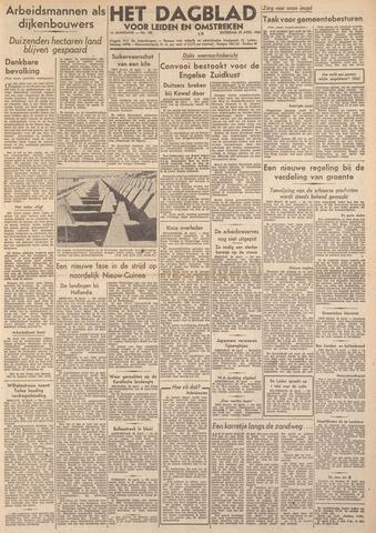 Dagblad voor Leiden en Omstreken 1944-04-29