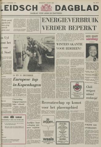 Leidsch Dagblad 1973-11-21