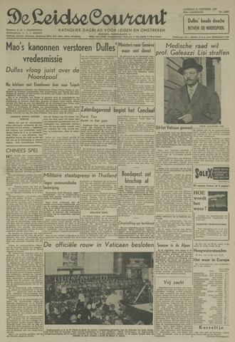 Leidse Courant 1958-10-21