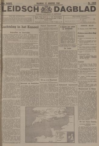 Leidsch Dagblad 1940-08-12
