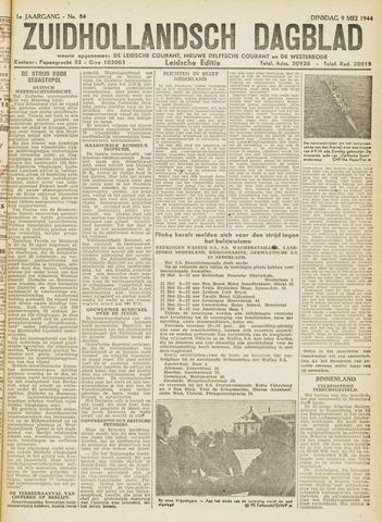 Zuidhollandsch Dagblad 1944-05-09