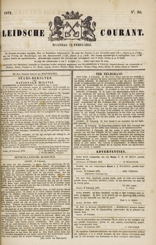 Leydse Courant 1872-02-12