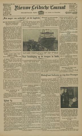 Nieuwe Leidsche Courant 1947-05-21