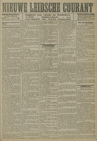 Nieuwe Leidsche Courant 1923-06-16