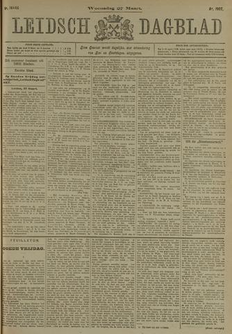 Leidsch Dagblad 1907-03-27