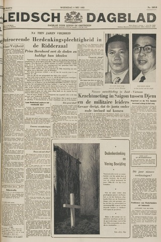 Leidsch Dagblad 1955-05-04