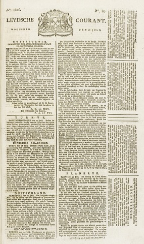 Leydse Courant 1826-07-26