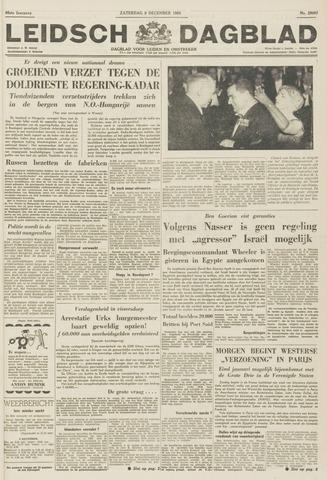 Leidsch Dagblad 1956-12-08