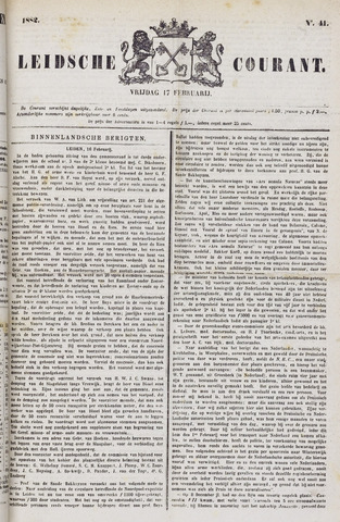 Leydse Courant 1882-02-17