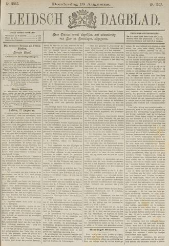 Leidsch Dagblad 1892-08-18