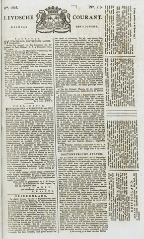 Leydse Courant 1828-10-06