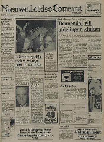 Nieuwe Leidsche Courant 1974-02-06