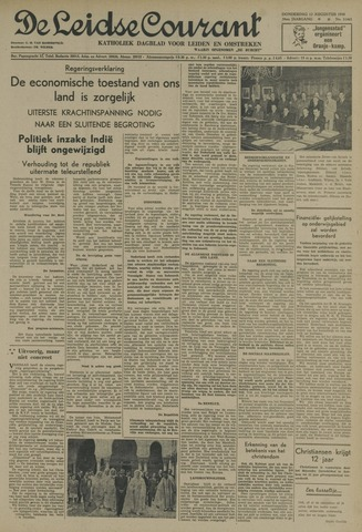 Leidse Courant 1948-08-12