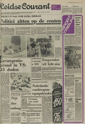 Leidse Courant 1977-06-27