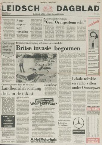 Leidsch Dagblad 1982-05-21