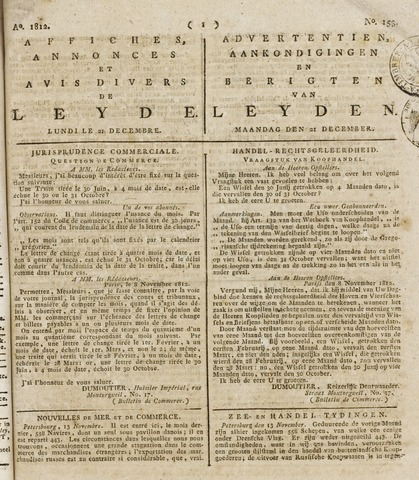 Leydse Courant 1812-12-21
