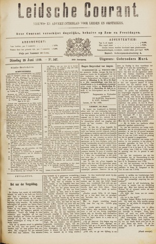 Leydse Courant 1889-06-25
