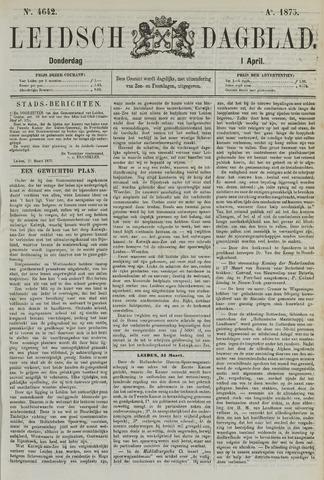 Leidsch Dagblad 1875-04-01