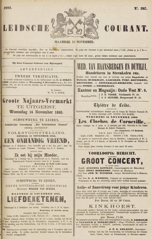 Leydse Courant 1883-11-12