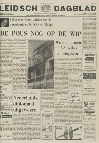 Leidsch Dagblad 1970-05-15