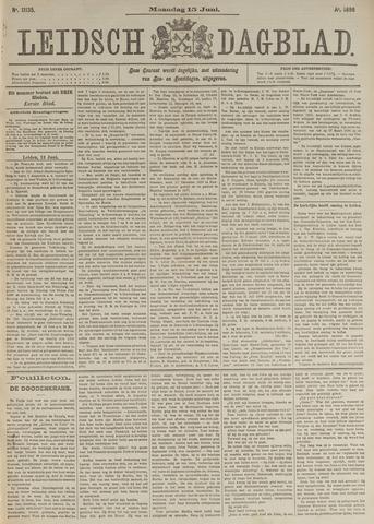 Leidsch Dagblad 1896-06-15