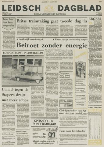 Leidsch Dagblad 1982-07-05