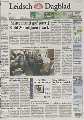 Leidsch Dagblad 2000-01-24