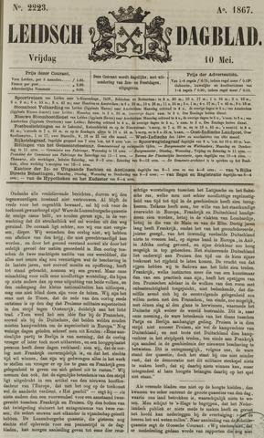 Leidsch Dagblad 1867-05-10