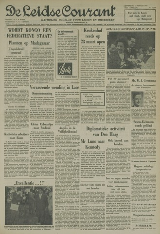 Leidse Courant 1961-03-11