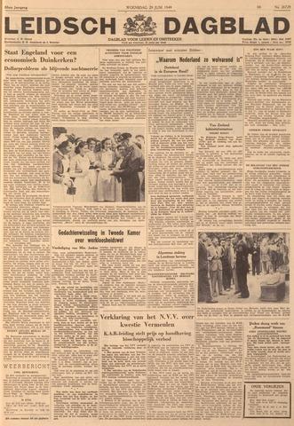 Leidsch Dagblad 1949-06-29