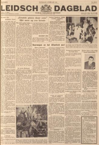 Leidsch Dagblad 1949-02-12