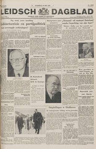 Leidsch Dagblad 1955-05-25