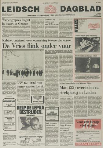 Leidsch Dagblad 1985-01-26