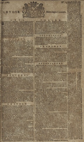Leydse Courant 1765-02-04