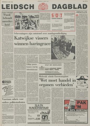 Leidsch Dagblad 1985-06-03
