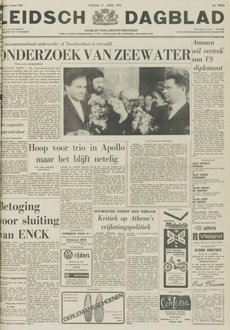 Leidsch Dagblad 1970-04-17
