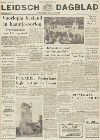 Leidsch Dagblad 1963-09-03