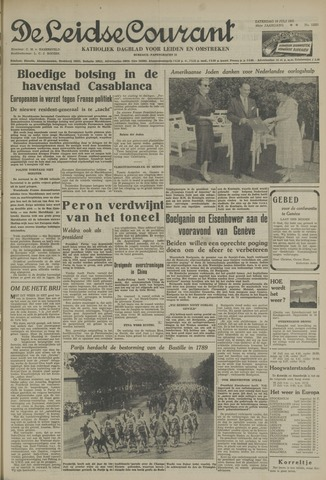 Leidse Courant 1955-07-16