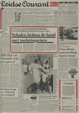 Leidse Courant 1985-02-05