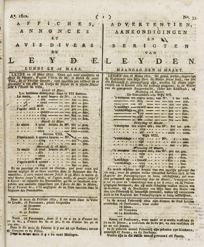 Leydse Courant 1812-03-16