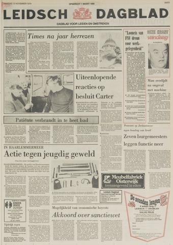Leidsch Dagblad 1979-11-13