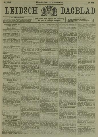 Leidsch Dagblad 1909-11-11