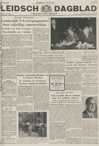 Leidsch Dagblad 1955-03-16