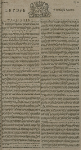 Leydse Courant 1726-03-20