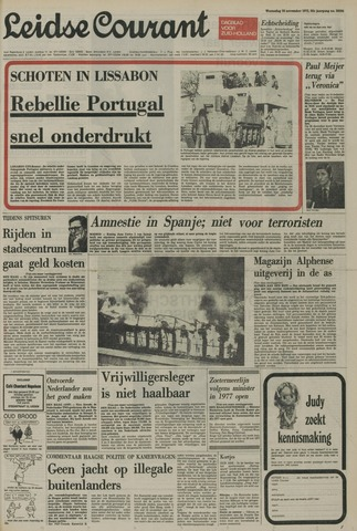 Leidse Courant 1975-11-26