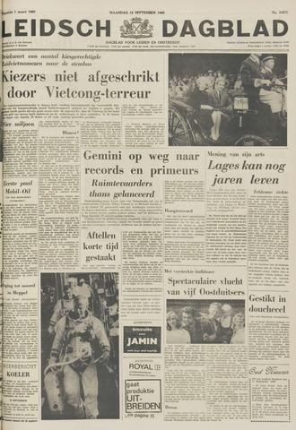Leidsch Dagblad 1966-09-12