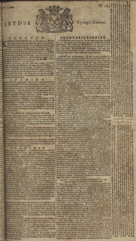 Leydse Courant 1760-12-26