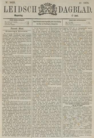 Leidsch Dagblad 1878-06-17