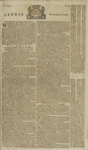 Leydse Courant 1754-04-03