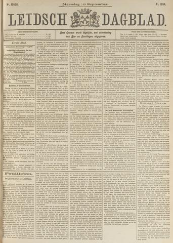 Leidsch Dagblad 1894-09-10